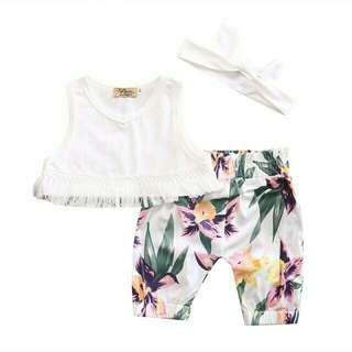 1 Set Baju Anak + Bando