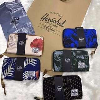 Authentic Herschel Zip Wallet