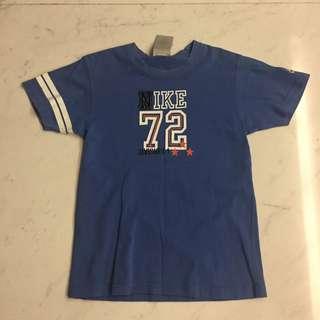 Genuine Nike T shirt for boy 9 - 11 yrs ( Gently used item)