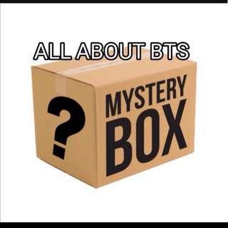 Bts Mystery Box goodies