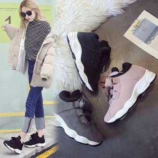 New Arrival ❤️韓版保暖運動鞋👍🏻 減齡易襯❤️超舒服🙈