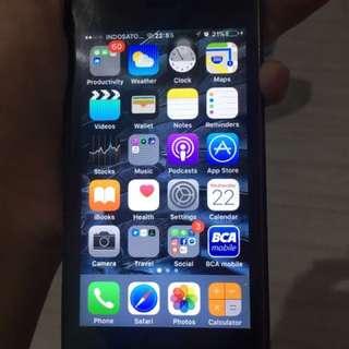 Jual iphone 5s 64gb