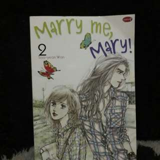 Marry me Mary! 2
