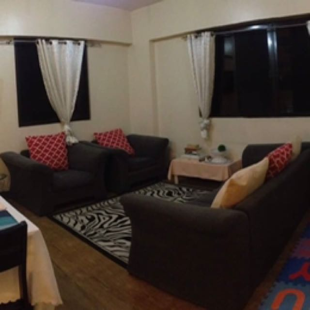 3-pc Couch / Sala Set