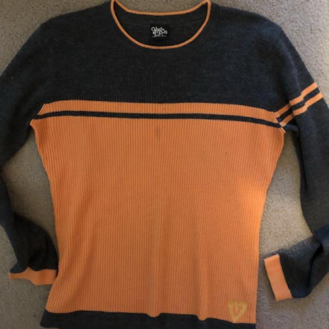 70s knit jumper