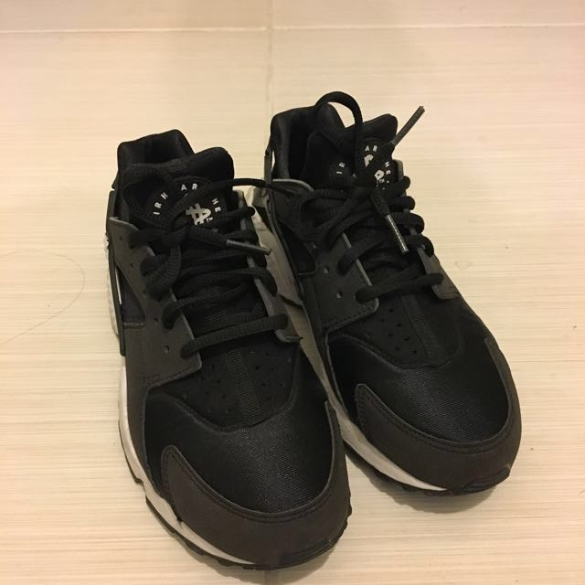 9成新!正品!Nike Air Haurache武士