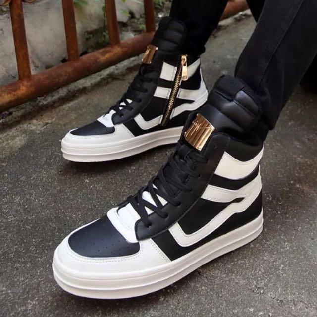 (全新)韓版高筒鞋