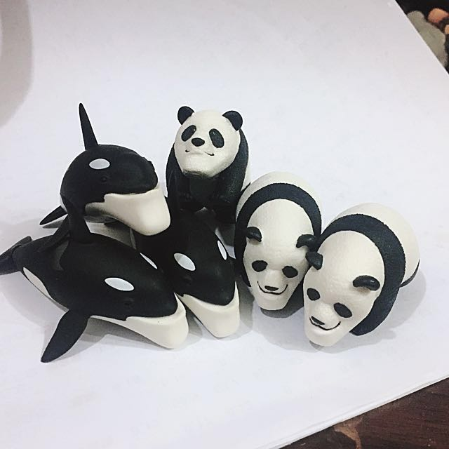 厚道星球😍殺人鯨 貓熊🐼