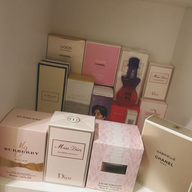 賣場香水通通降價嘍 全部免運♥️♥️