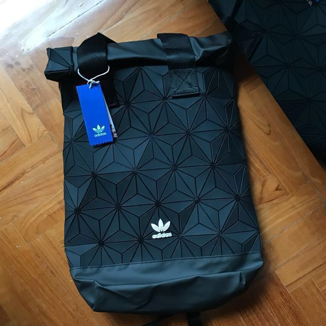 "adidas 3D Roll Top Backpack ""Issey Miyake"" bcaafd07bb6e9"