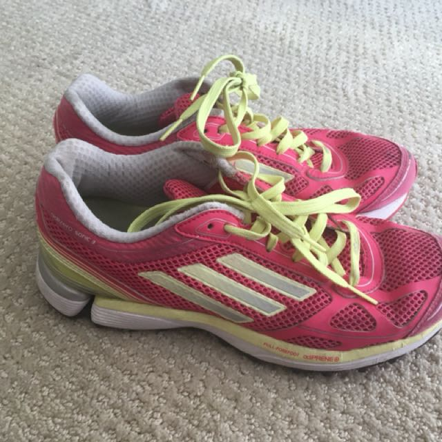 Adidas sport shoes size 8