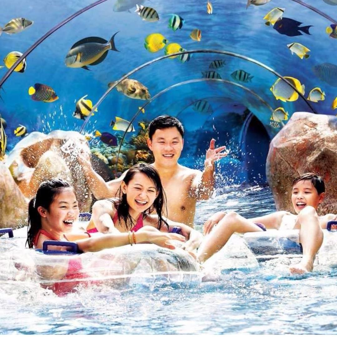 Adventure Cove Admission Ticket - Child