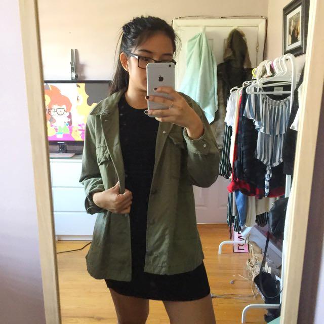 AE utility jacket