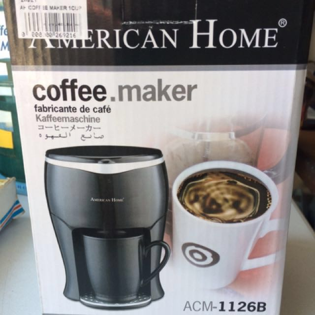 American Home Personal Coffee Maker On Carousell