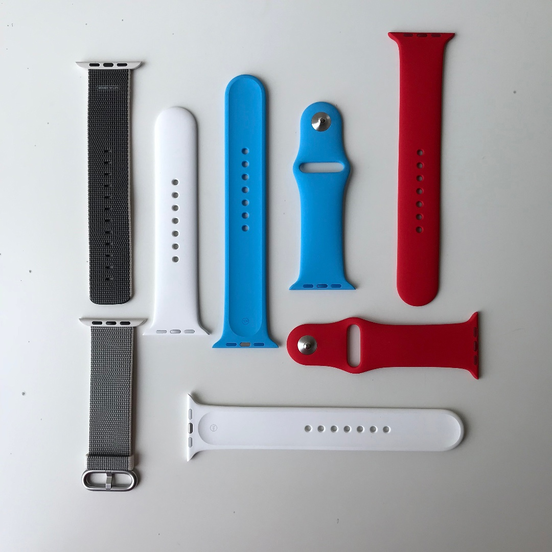 Apple Watch Sport Band & Woven Nylon for Apple WATCH 42mm