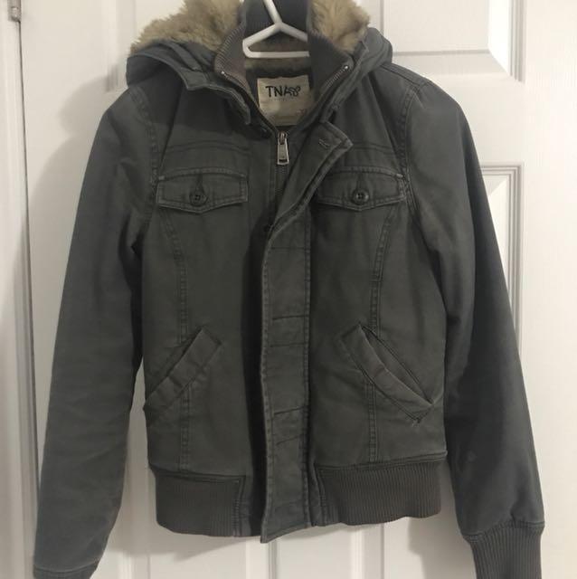 Aritzia TNA jacket