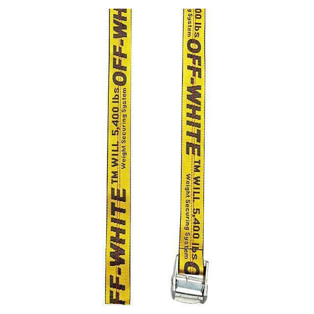 Authentic BN Off-White Industrial Belt 200cm
