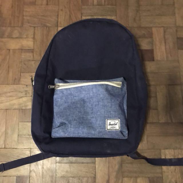 Authentic Preloved Herschel Backpack Repriced