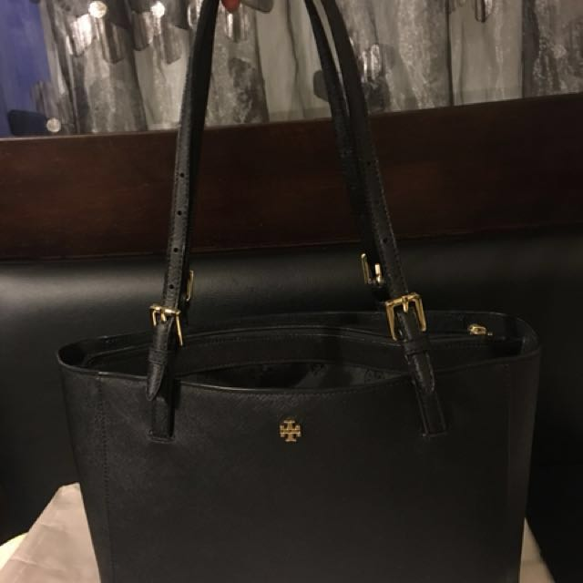 Authentic Tory Burch Bag(Black)