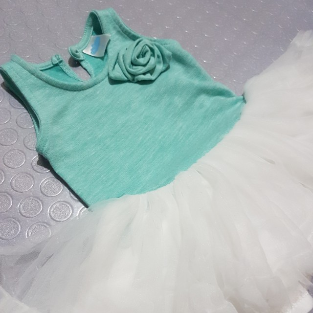Baby dress (crib couture)