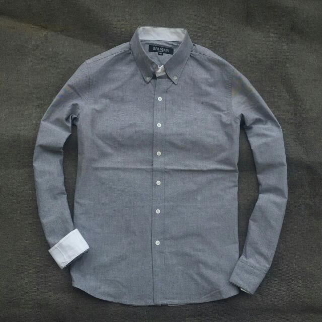 Balmain Paris Casual Shirt