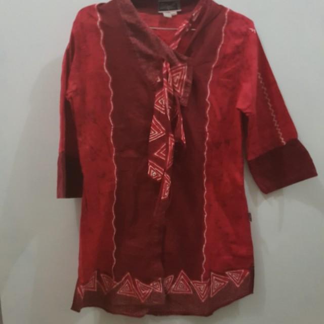 Batik etnic