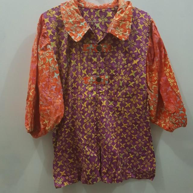 Batik kombinasi 3
