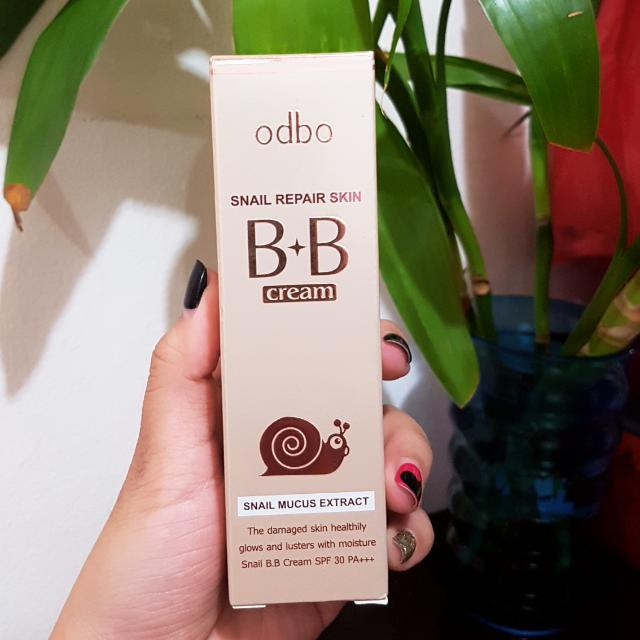 BB CREAM FOUNDATION OBDO (THAILAND PRODUCT)