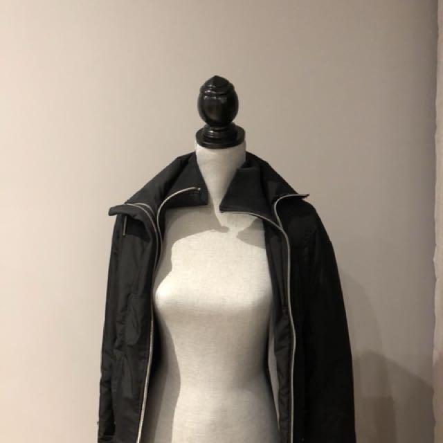 Bench Black Waterproof Jacket