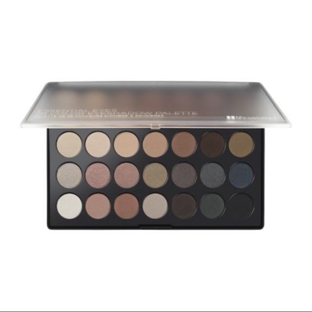 BH Cosmetics 28色 眼影盤 Essential Eyes Eyeshadow Palette