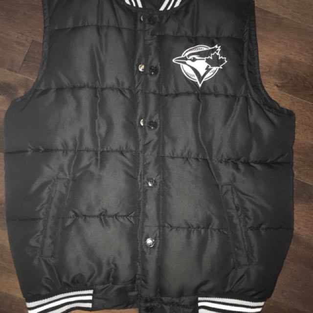 Blue Jays Vest Size Small