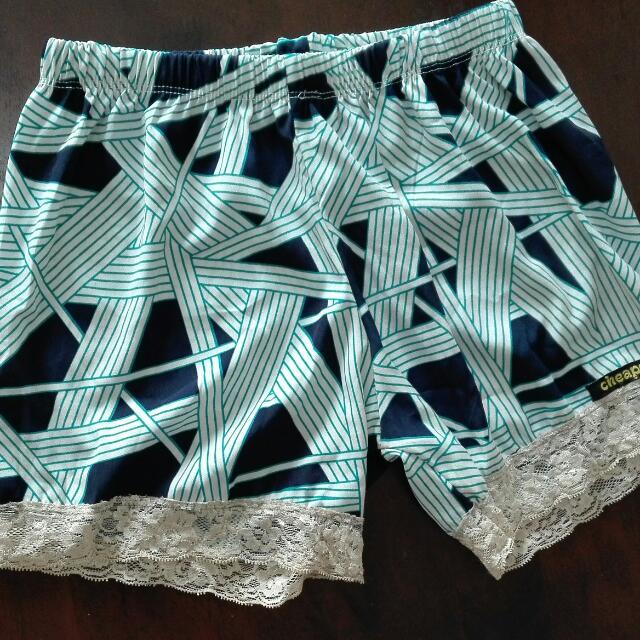 Bnwot Off-brand Sleepwear Shorts