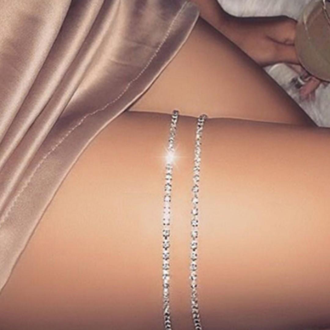 Body Thigh Chain