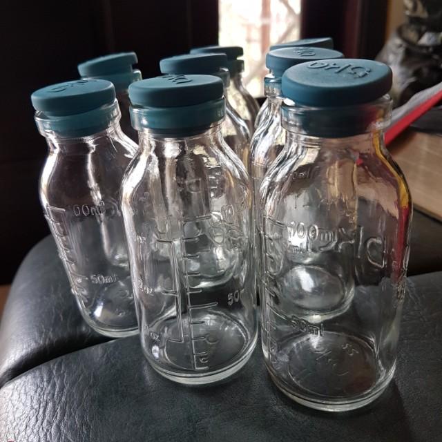 Botol kaca BKA