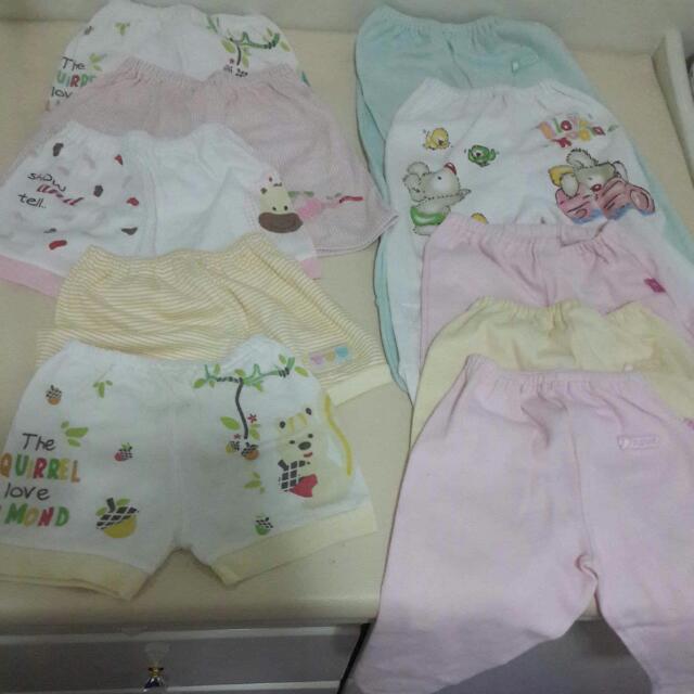Celana Bayi 3-7bln @7.5k