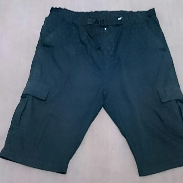 (SALE) Celana cargo black