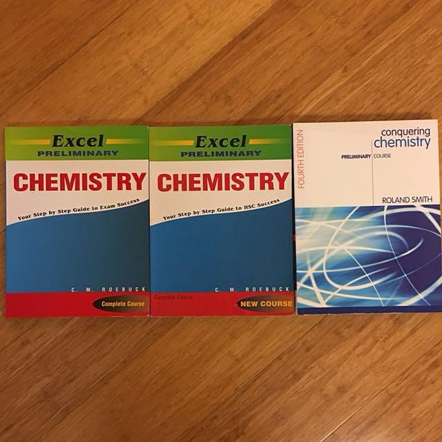 Chemistry preliminary