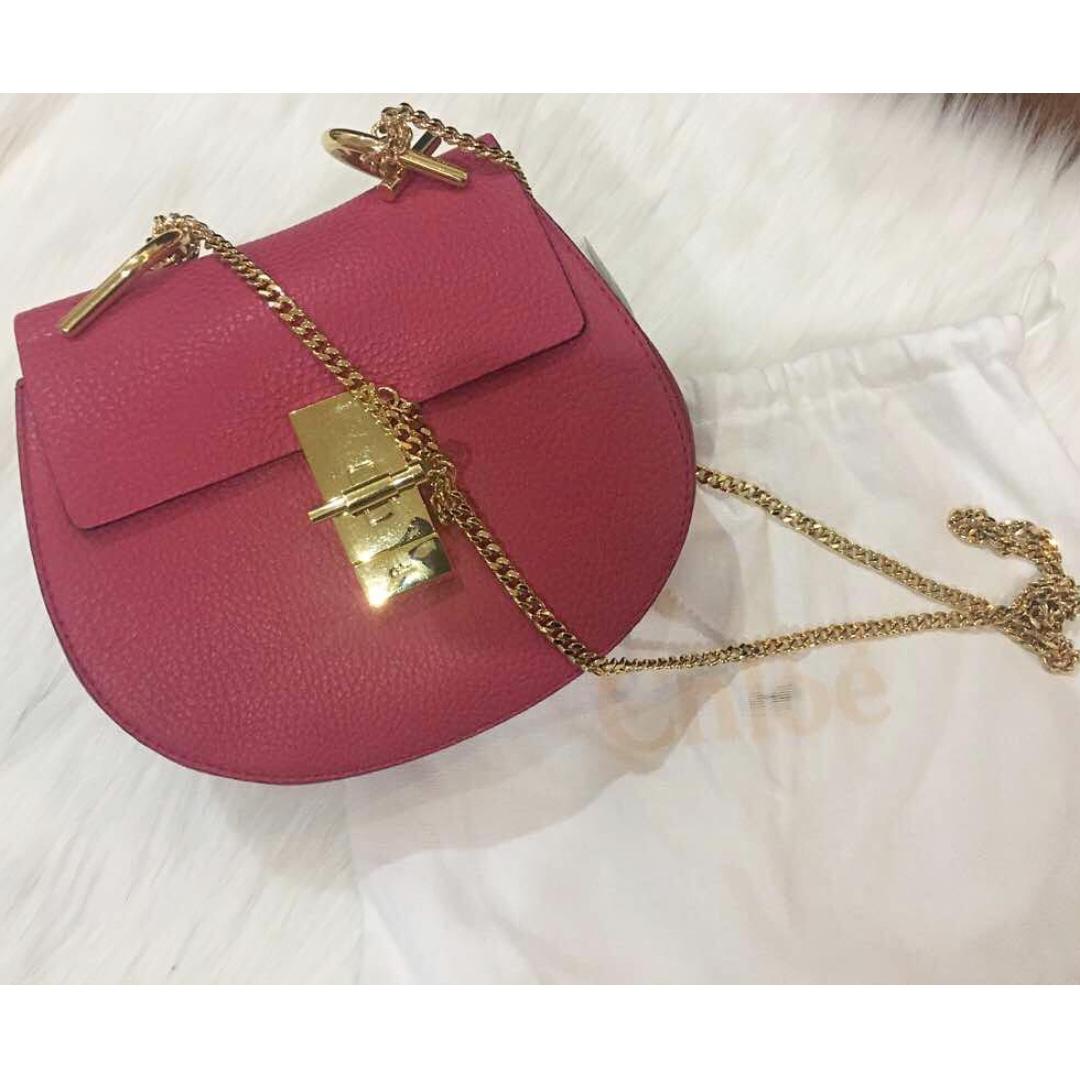 ffd12b8b55 Chloe Drew Bag, Luxury, Bags & Wallets on Carousell