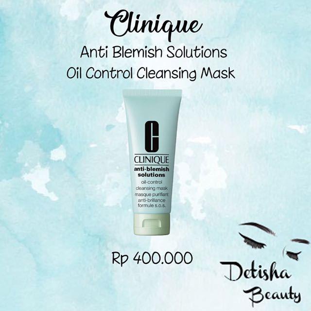 Clinique Anti Blemish Oil Control Mask