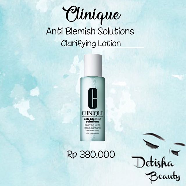 Clinique Anti Blemish Toner