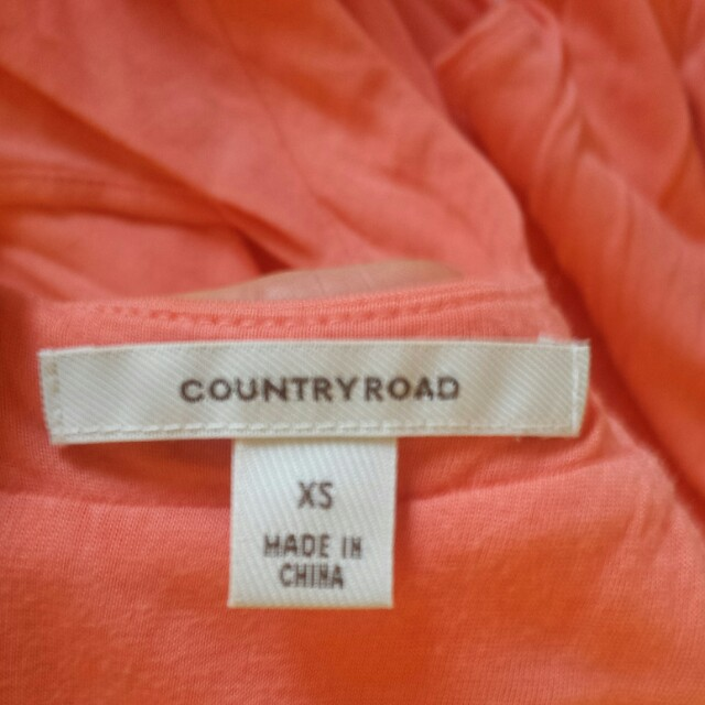 COUNTRY ROAD coral dress