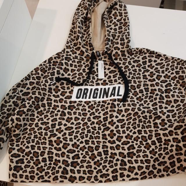 Original H&M Crop top hoodie