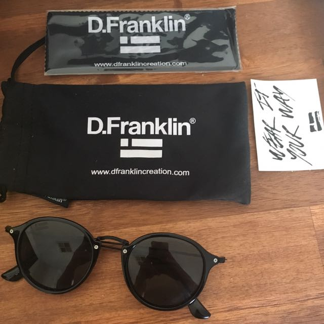 75b96a7c1e6 D. FRANKLIN Roller Black Edition