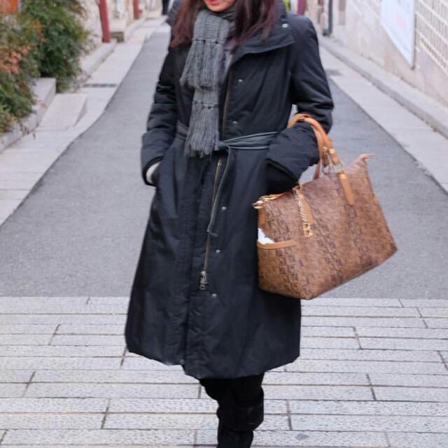 DKNY long Coat Winter