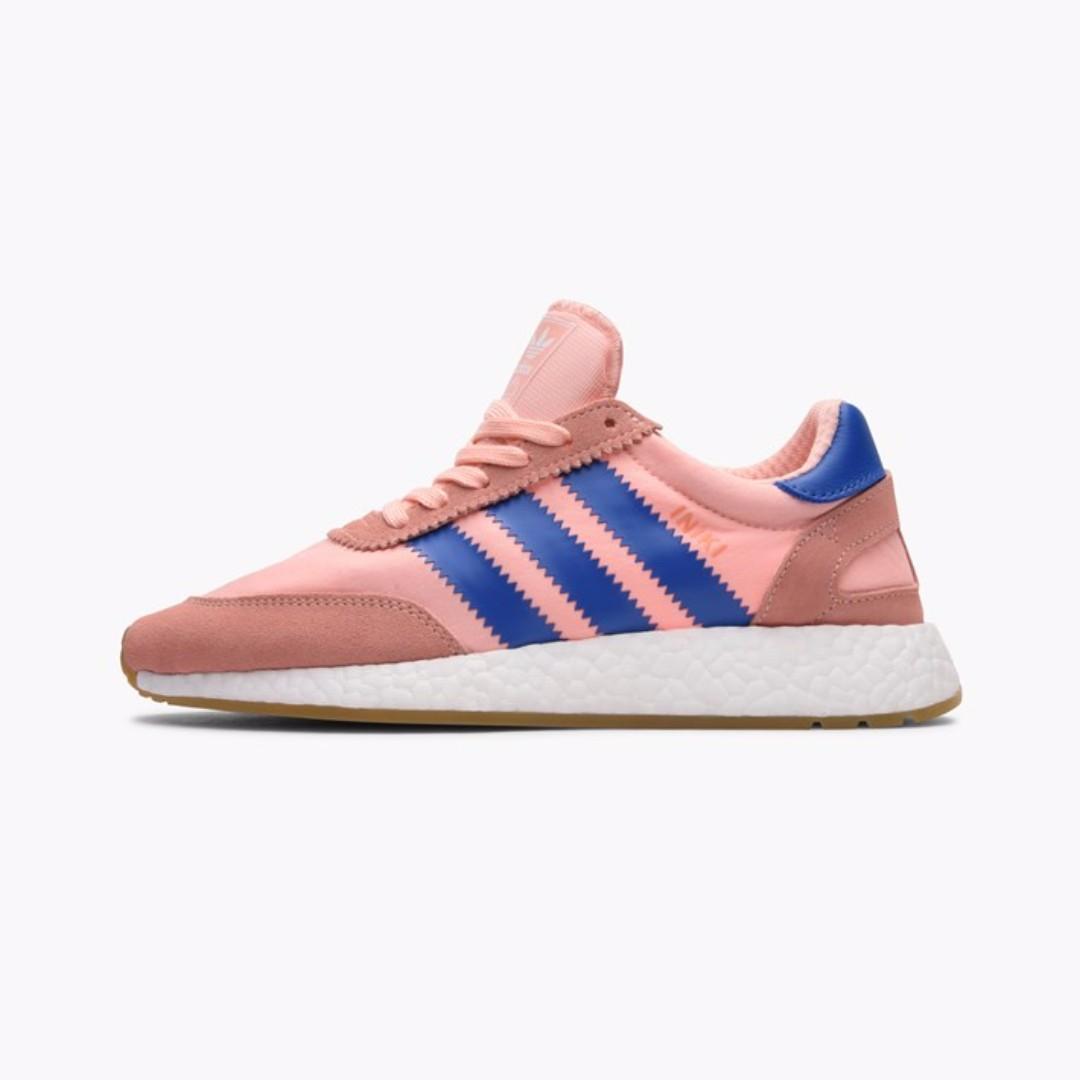 Doota.S【Adidas INIKI RUNNER  慢跑鞋【BA9999】