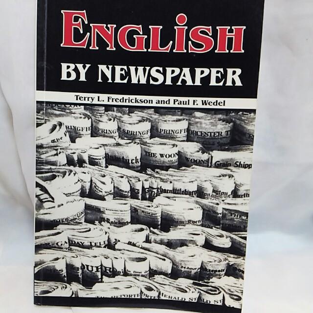 ENGLISH BY NEWSPAPER