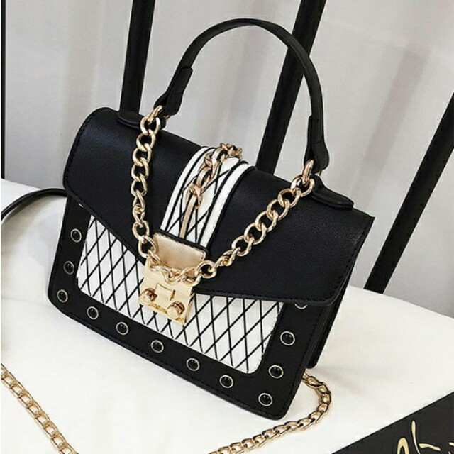 FASHION BAG TOP HANDLE