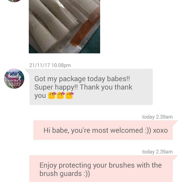 Feedback from a many times return buyer :))
