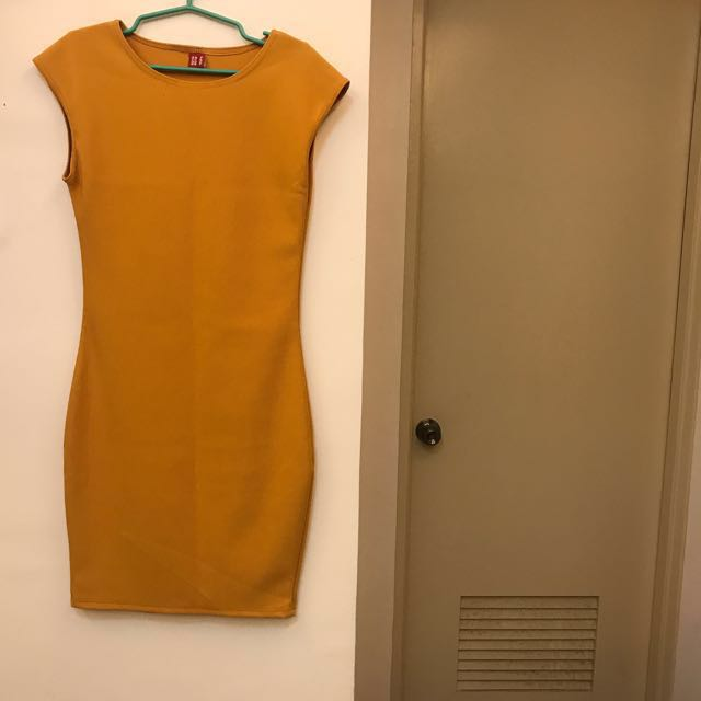 Free size dress used once