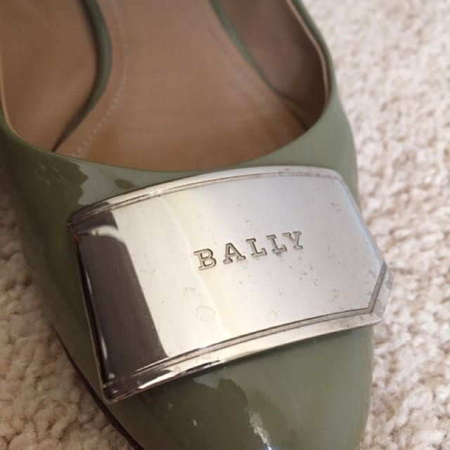Genuine Bally shoes